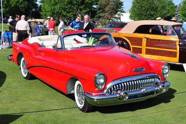 1953 Buick Skylark Neal & Lois Porter