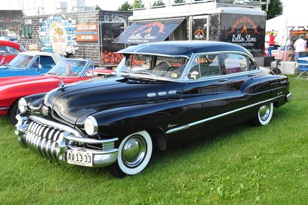 1950 Buick Super Sedan