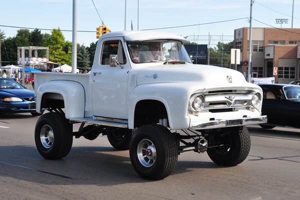 1956 Ford F-100 4x4
