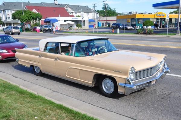 1959 Lincoln Continental Mk IV