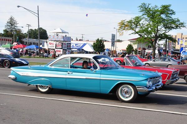 1961 Chevrolet Impala hardtop