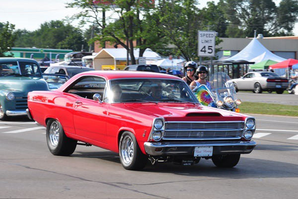 1966 Ford Fairlane Pro Street