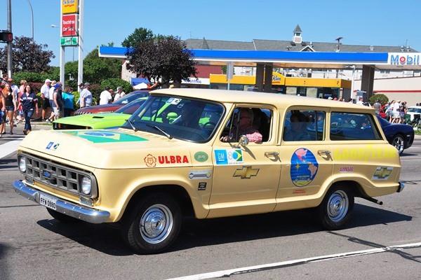 Chevrolet Veraneio Brazil