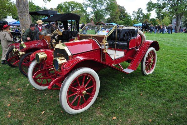 1910 Hudson 20 Eugene LaChapelle