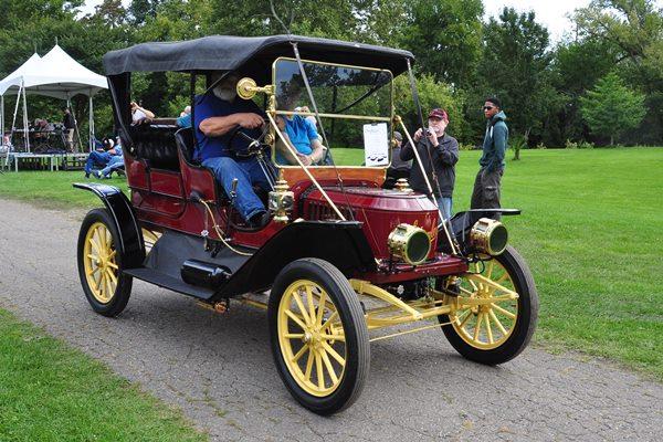 1910 Stanley Steamer 61 Toy Tonneau Gerald Szostak