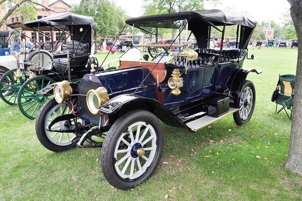 1912 EMF 30 Touring Glenn & Jeanine Miller
