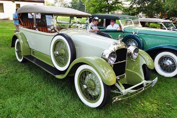 1923 Duesenberg A Phaeton John Bools