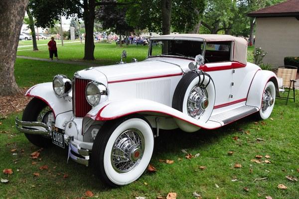 1929 Cord L-29 Cabriolet Ken Clark