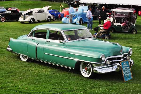 1950 Cadillac Series 62 Sedan Larry Pitts