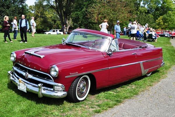 1954 Hudson Hornet Convertible Noel & Cynda Renna