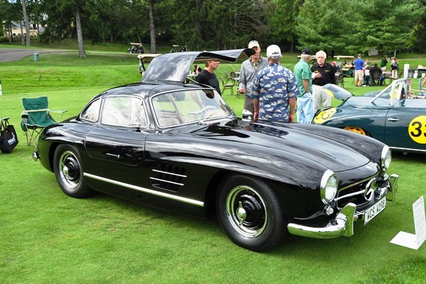 1954 Mercedes-Benz 300SL Gullwing Coupe