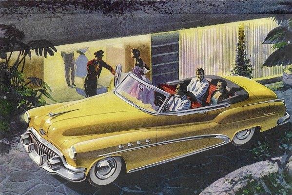 1952 Buick Roadmaster Convertible
