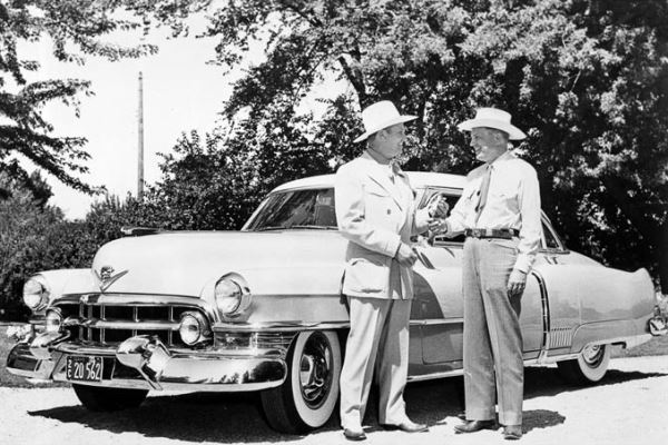 1952 Cadillac 60 Special Gene Autry