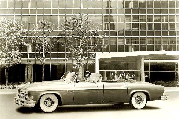 1952 Chrysler Parade Phaeton