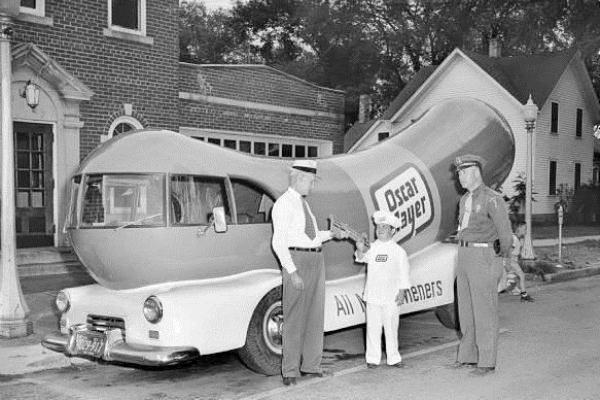 1952 Dodge Oscar Meyer Weinermobile
