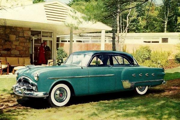 1952 Packard Patrician 400 4-Door Sedan