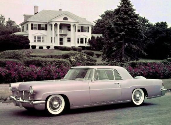 Continental Mark II house