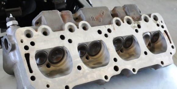 cylinder head chamber side
