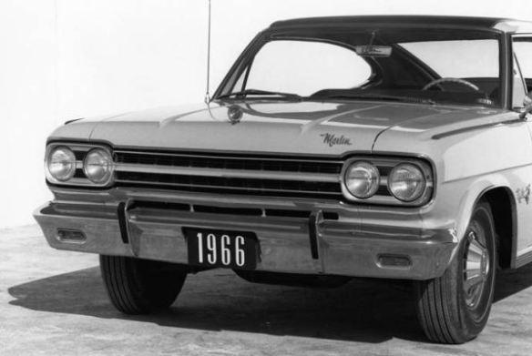 1966 AMC Marlin front 600
