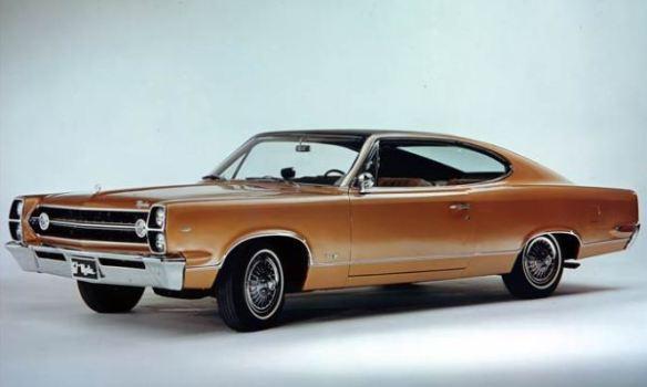 1967 AMC Marlin LF 600