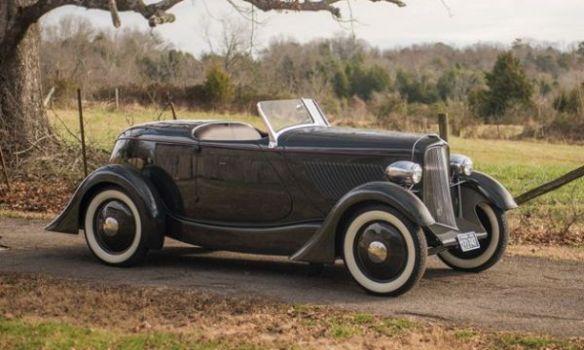 1932 Edsel Speedster