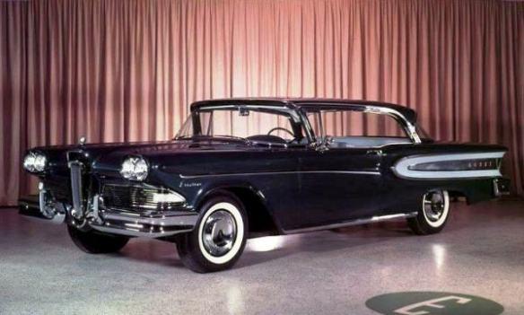 1958 edsel 2 door HT