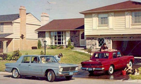 1966 Studebaker Commanders