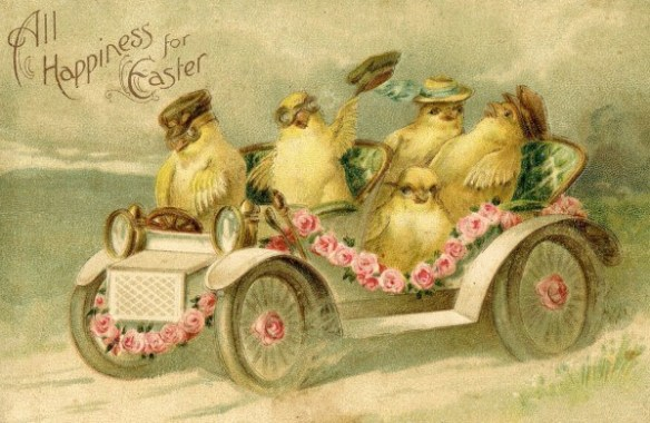 Happy Easter from Mac's Motor City Garage