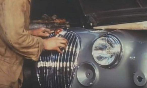 Jaguar plant 1961