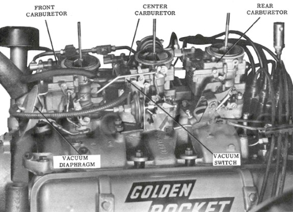 1957 Olds J-2
