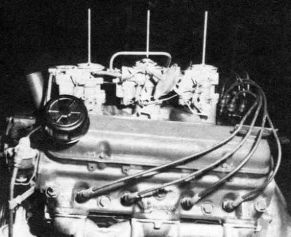 1957 Tri-Power