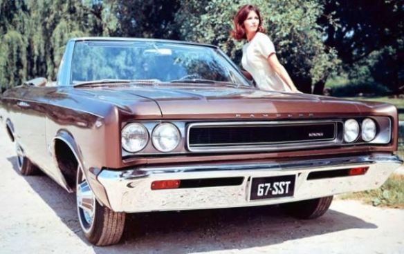 1967 AMC Rebel SST Convertible