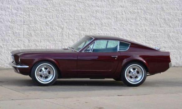Gardner Mustang