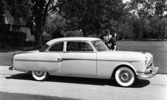 1953 Packard Clipper Club Sedan