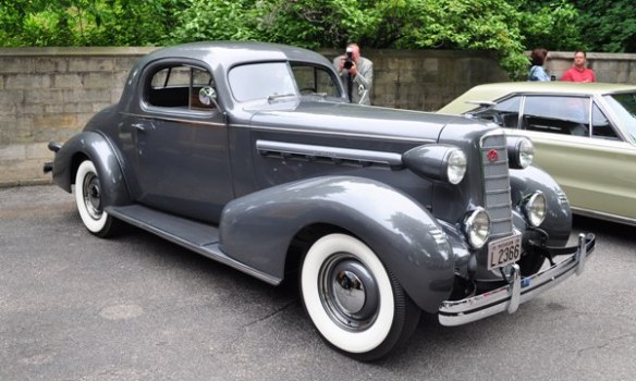 1936 LaSalle Crown Coupe