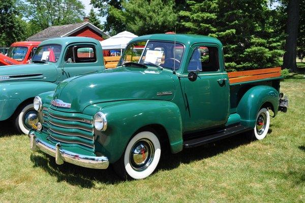 1952 Chevrolet 3100 Pickup Andrew Hoffman