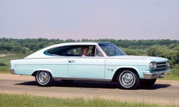 1966 Marlin blue