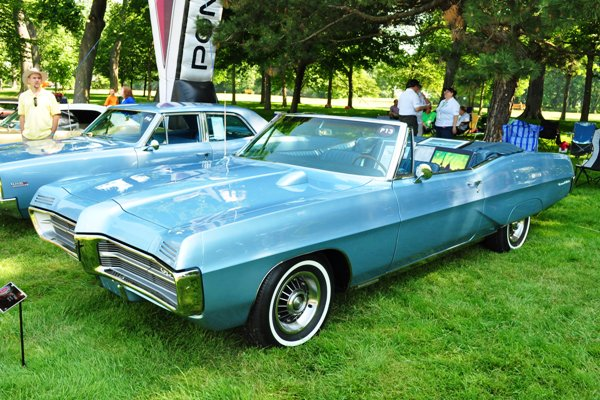1967 Pontiac Grand Prix Convertible Marc White