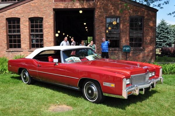 1976 Cadillac Eldorado Charles Wiltsie