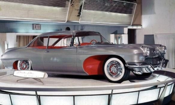 1955 Pontiac Strato Star Waldorf