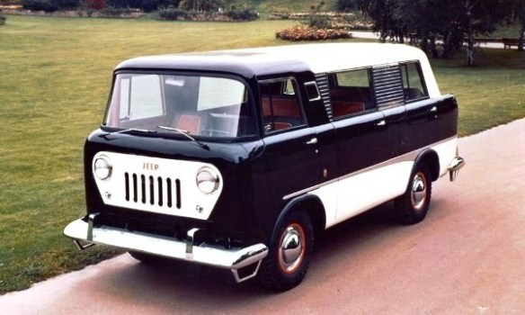1958 Willys Commuter Concept 600