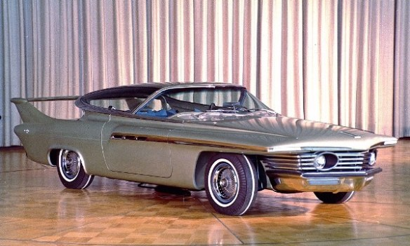 1961 Chrysler Turboflite RF