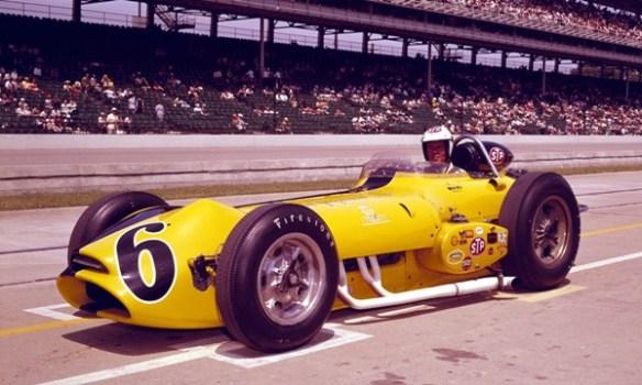 1963 Novi Bobby Unser