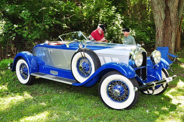 1929 Auburn 120 Speedster Jerry Daugherty