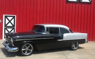 1955 Chevy 150 210 Belair Hard Top