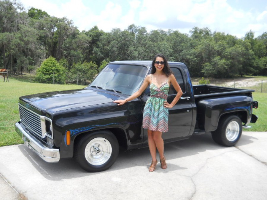 1974 Chevy Street Rod Pick Up