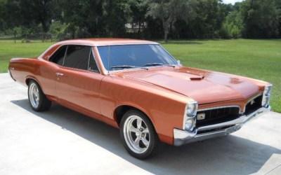 Pontiac GTO Clone