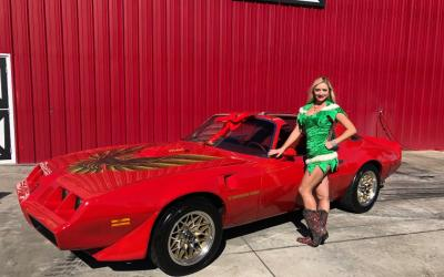 1979 Pontiac Red Bird Trans Am