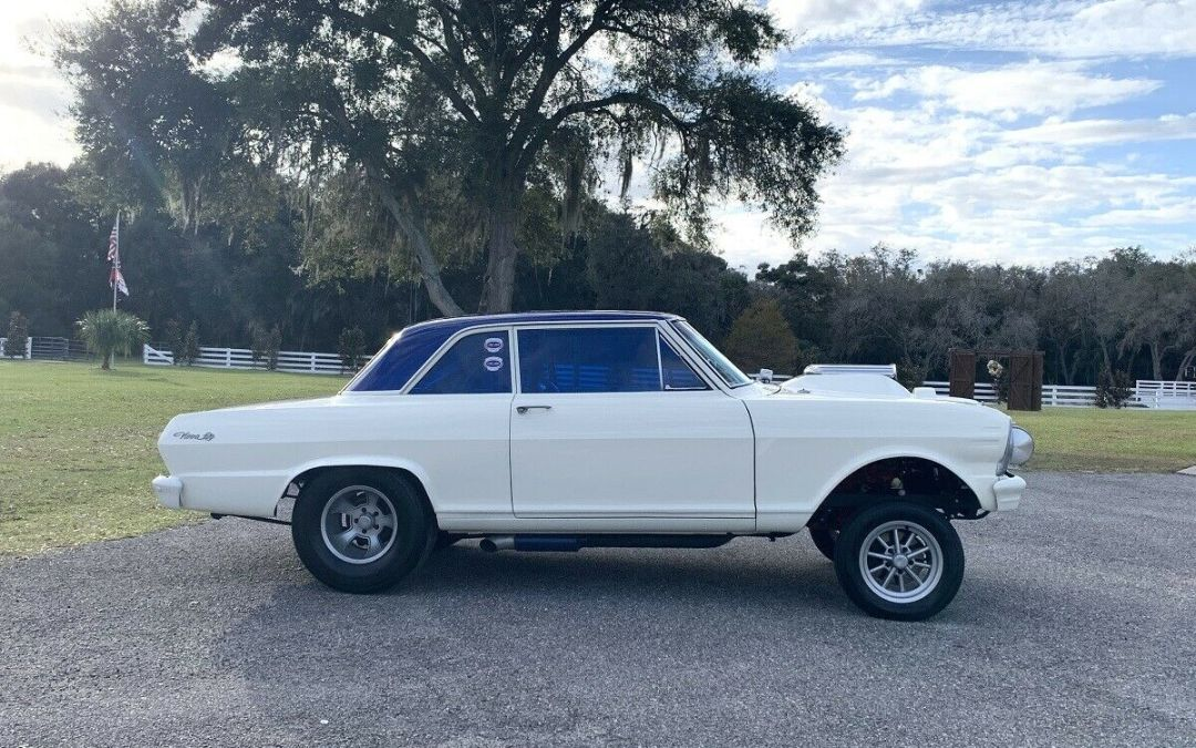 1965 Chevy Nova Gasser Street Rod Pro Street $21900