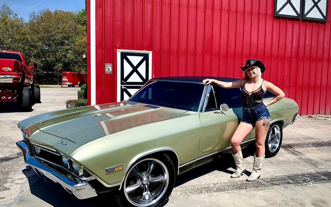 1968 Chevy Malibu Chevelle SS $29500
